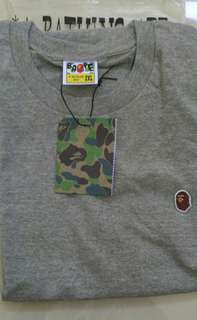 A bathing ape bape mini logo
