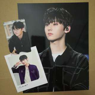 [WTS] Wanna One Minhyun official goods set
