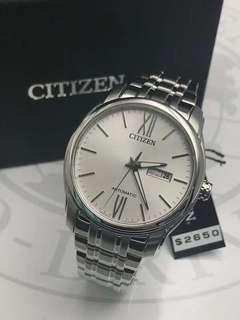 代購 CITIZEN 自動機械男裝腕錶