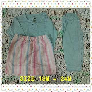 Baju Melayu Baby SIZE 18M -24M