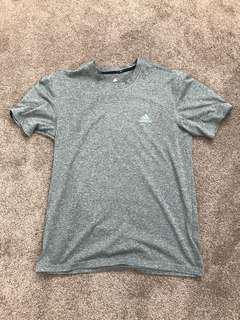 Adidas Climalite gym shirt