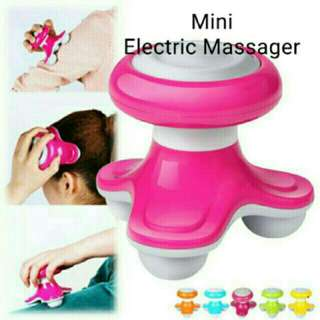 Mini Electric Massager