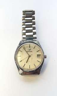 瑞士Enicar英納格自動古董錶