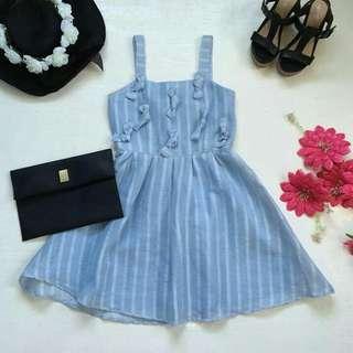 Brand New HQ Organza Dress