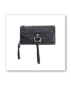 🈹️🆕See by Chloe black long wallet