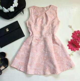 Brandnew Pastel Textured Dress
