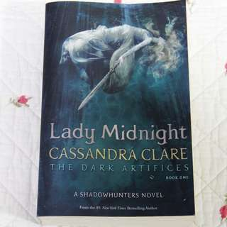 Lady Midnight by Cassandra Clair