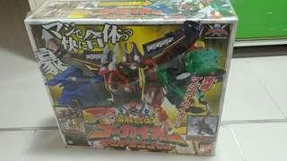 Bandai 海賊戰隊 DX 海賊合体 限定版 最新出價550 650即決