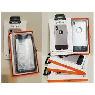 (現貨)iPhone X Case Classic 十周年 SGP case 保護機套 機殻 紀念版限量 美國直送