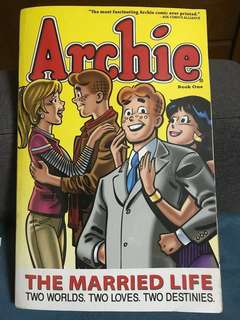 Archie comics trade paperback