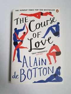 The Course of Love by Allain de Botton