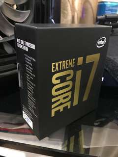 i7 6950x CPU 10 core 20 thread beast