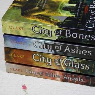 Mortal Instruments by Cassandra Clair