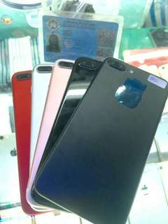 iPhone 7 Plus with free Tempered Glass