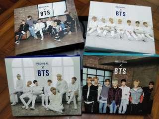 BTS 防彈少年團 photo card set
