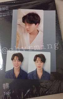 BTS LY Tear Trade PC