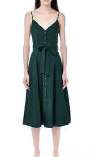 The Editors marker Delfino dress