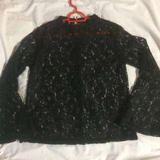Free postage Lace Top