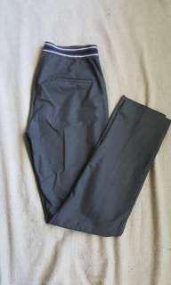 ZARA grey skinny pants