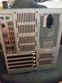 DIY ddr16gb ram NAS 可插4隻3.5hdd