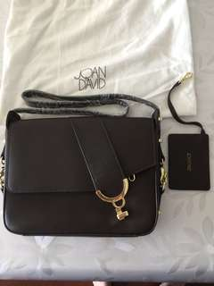 Joan & David leather bag