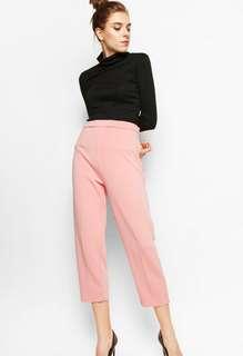 Cotton Ink - pants - celana pink