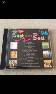 Cd Box 16 - The Best Of The Best '96