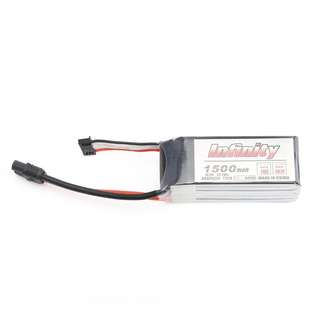 AHTECH Infinity 14.8V 1500mAh 70C Graphene SY60 Plug LiPo Battery