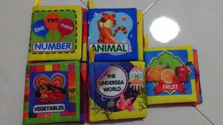 Baby Soft Books (5)