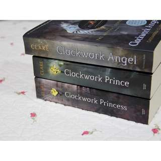 Infernal Devices by Cassandra Clair