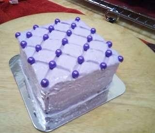 Ube Cheesecake (mini)