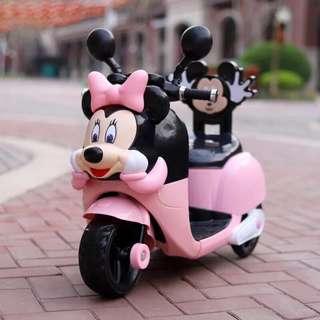 Mickey Motorbike