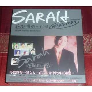 陳淑樺 陈淑桦 Sarah Chen shu su hua her story 2 cds classic songs
