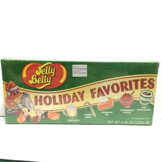 Jelly Belly Holiday Favorites 聖誕特別版