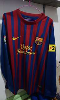 Jersey barca old size XL