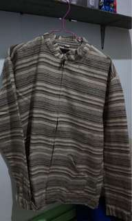 Jacket stripes size XL