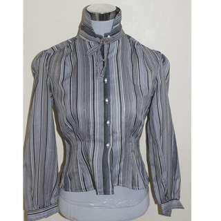 Smart Casual Longsleeves blouse for women