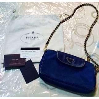💯OriginalPrada sling bag