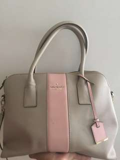 Kate Spade Margot Preloved Complete Dustbag & Minibook