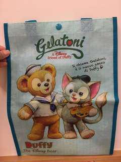 迪士尼 Duffy 環保袋 購物袋