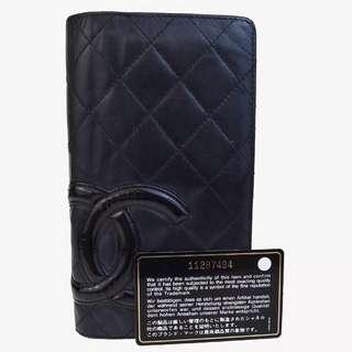 💯正貨 無盒 Chanel Wallet