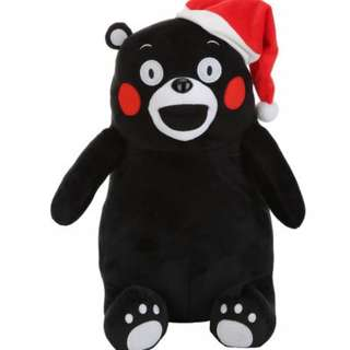 KUMAMON STUFFED TOY [LARGE]