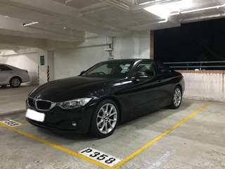 BMW 428I COUPE 2013