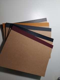 Muji notebook  (4 books together)
