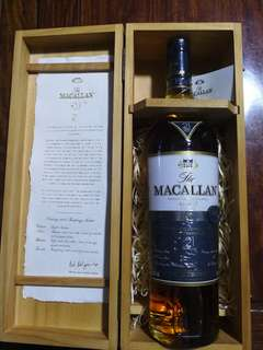 Macallan 21 Fine Oak Whisky 威士忌