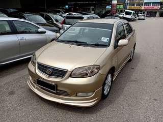 Toyota Vios 1.5 G Spec (Cash Only)