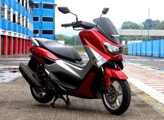 Yamaha NMax Merah 2016