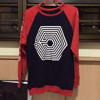 EXO overdose sweatshirt