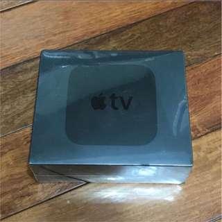 🚚 apple tv第四代 全新未拆封膜