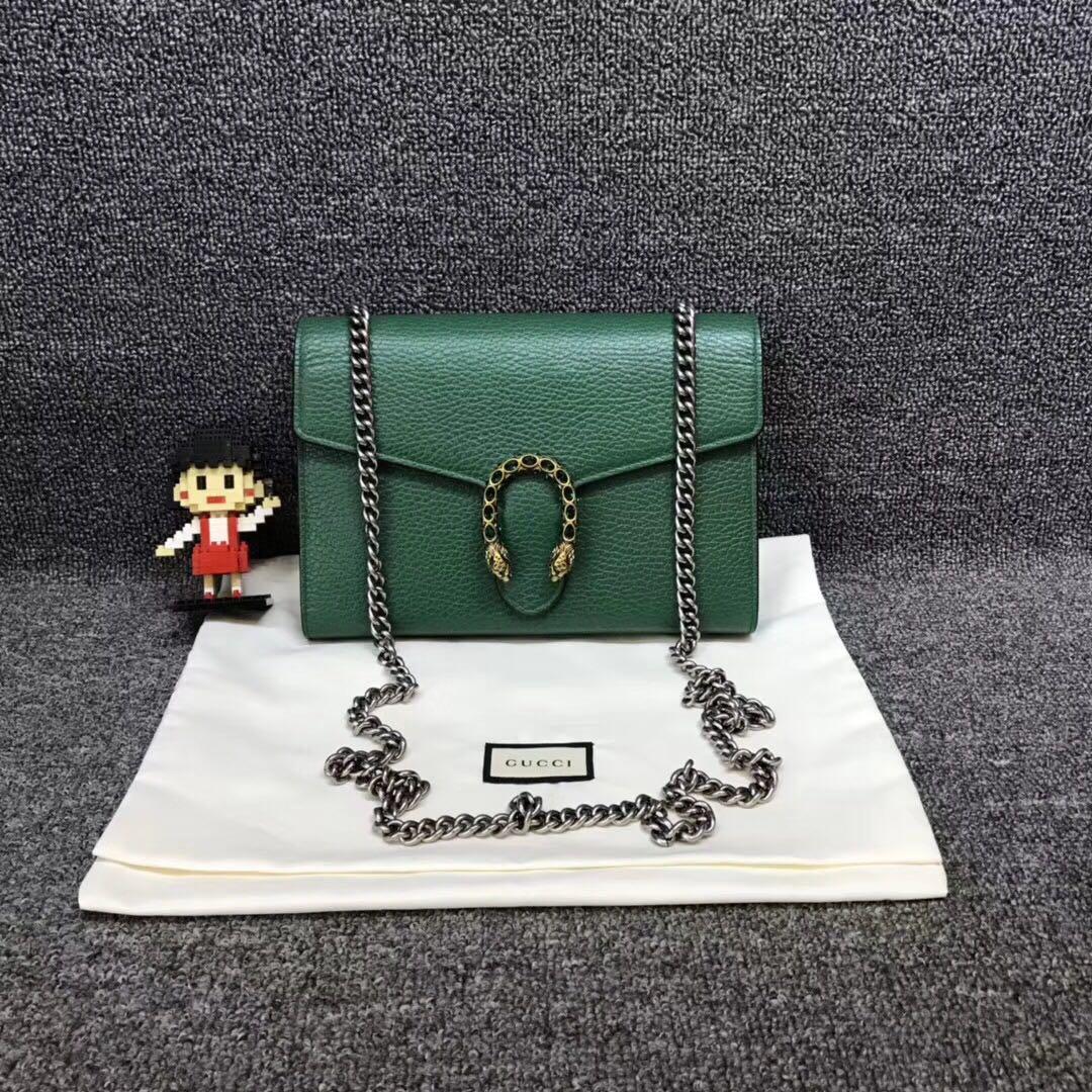 fec9674134b 💯 l% Authentic Brand New Gucci Dionysus Woc